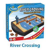 River Crossing 174 Thinkfun