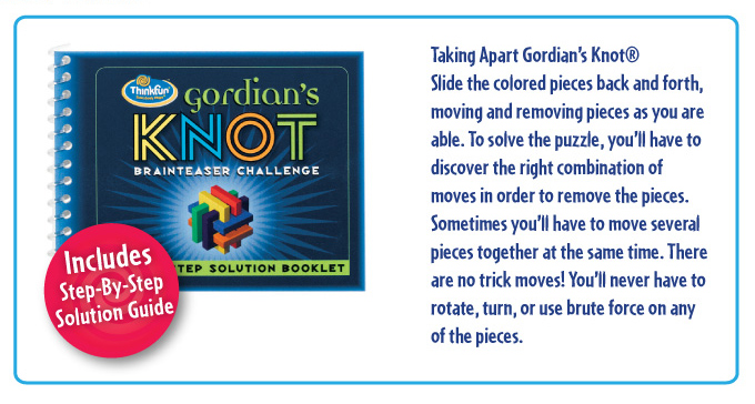 Gordian's Knot How-To-Play Image
