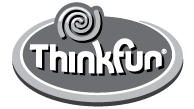 ThinkFun Logo Grayscale