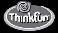 ThinkFun Logo Grayscale