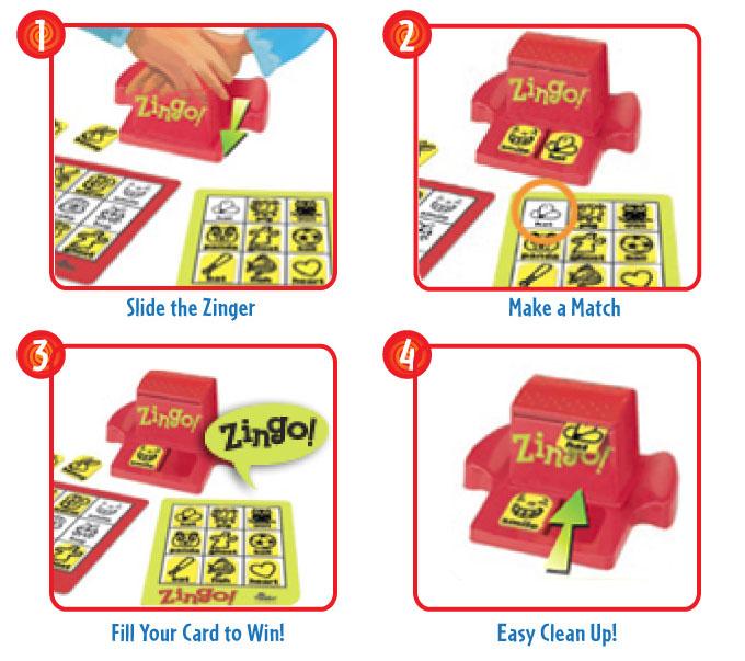 Zingo! How-To Play