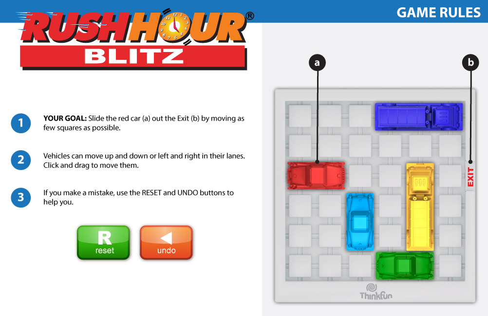 rush hour play online