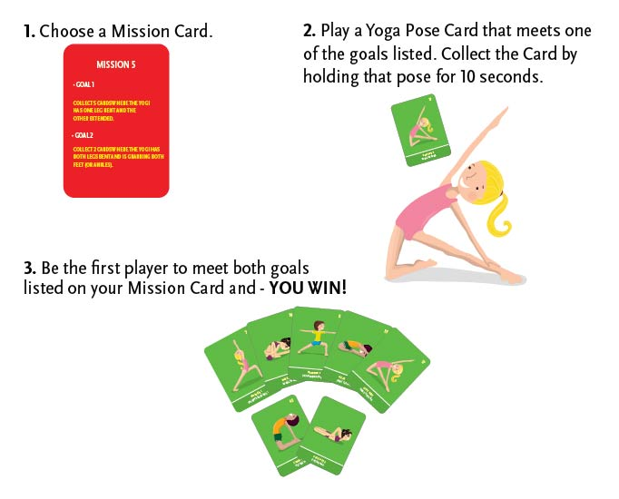 How To Play Yoga Cards