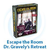 Thinkfun Escape The Room Dr Gravely S Retreat