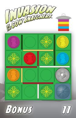 Bonus Challenge Card Solution